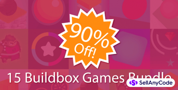 15 BuildBox Games Bundle