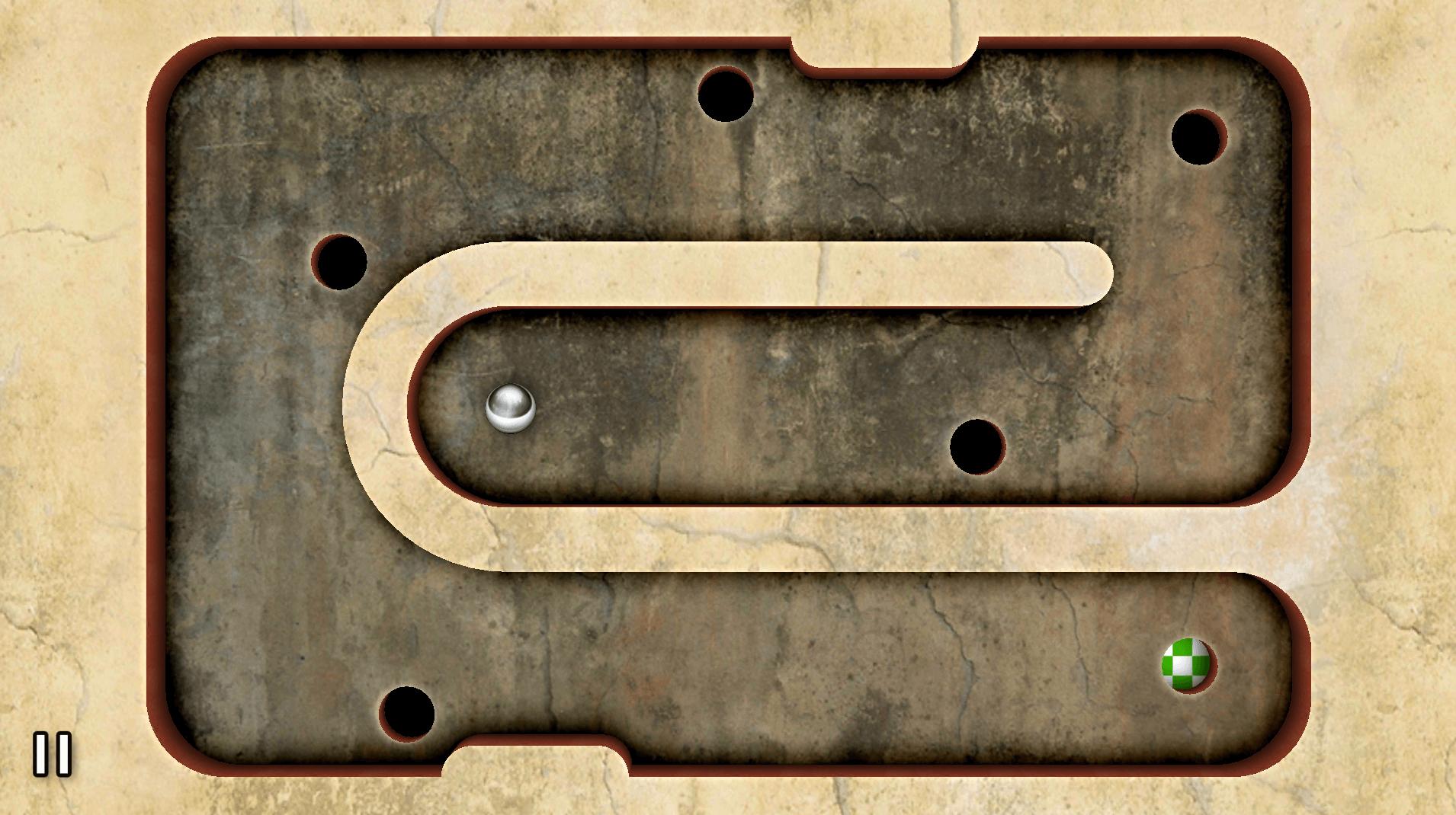 3D Ball In Maze