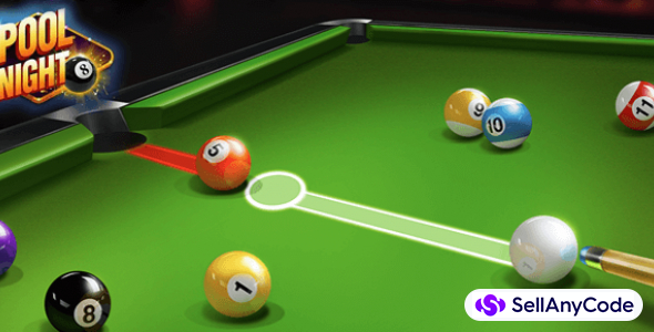 8 Ball Pool – Premium Source Code 64Bit
