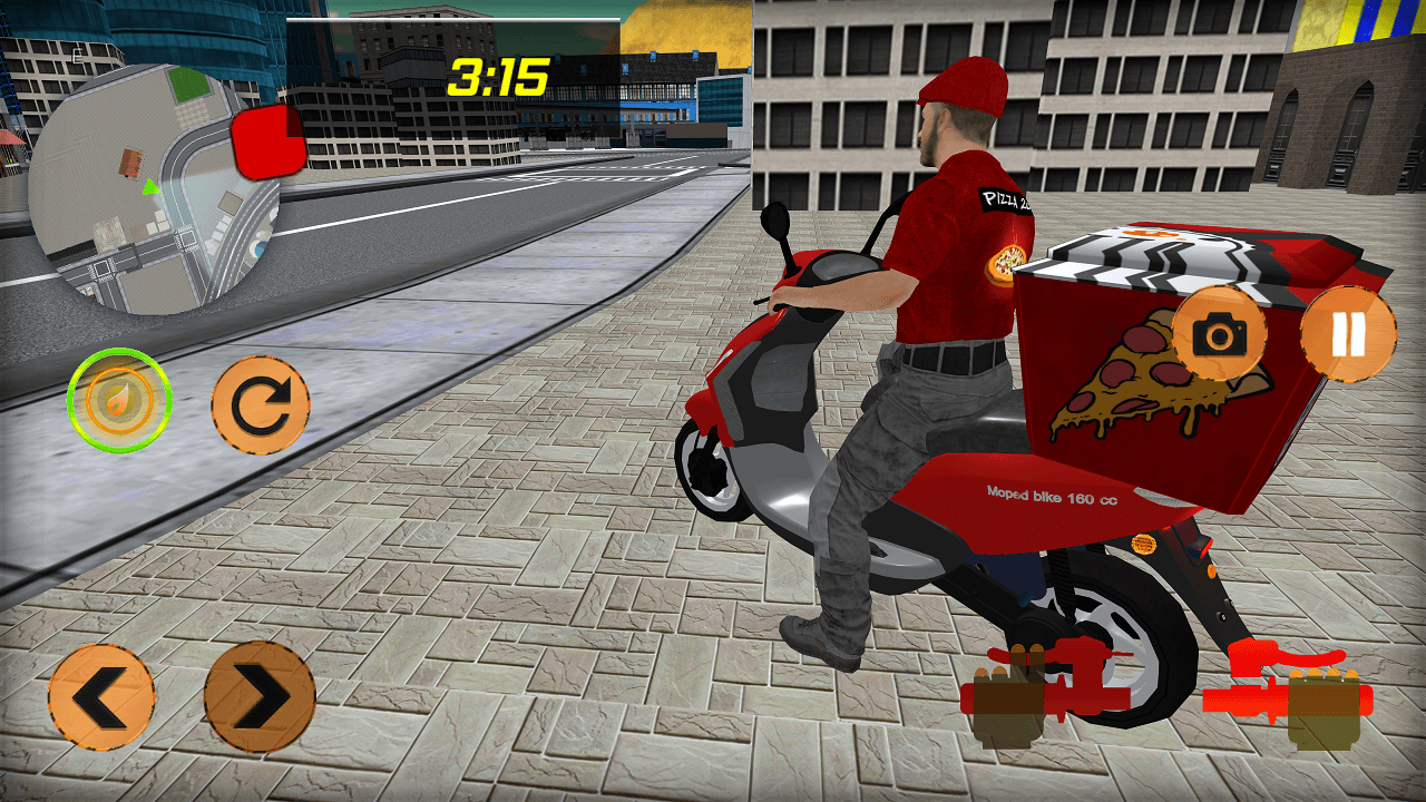ATV City Pizza Delivery Boy Simulator 64 Bit Source Code