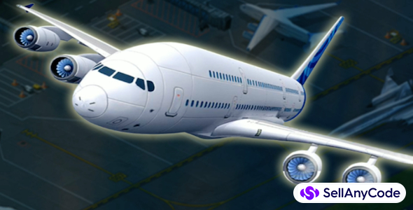 AeroPlane Landing Simulator