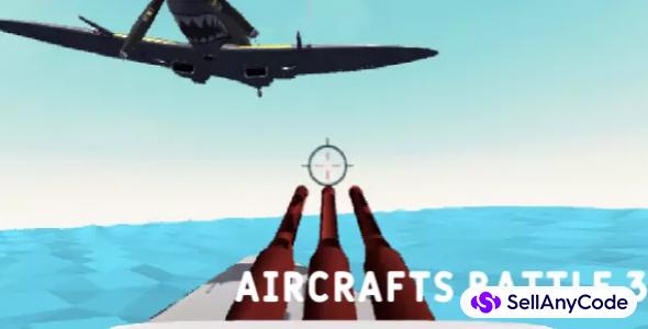 Aircrafts Battle 3D