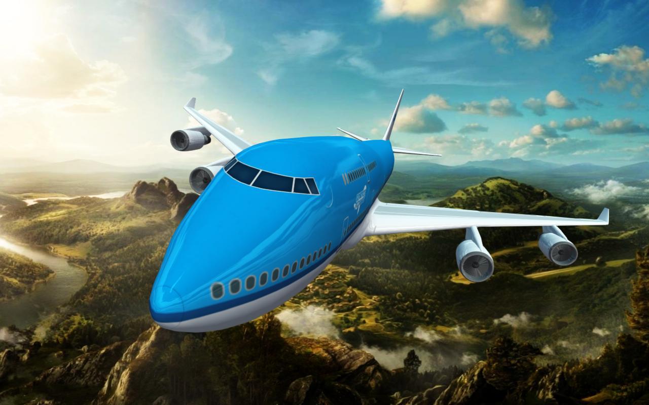 Airplane Flight Simulator