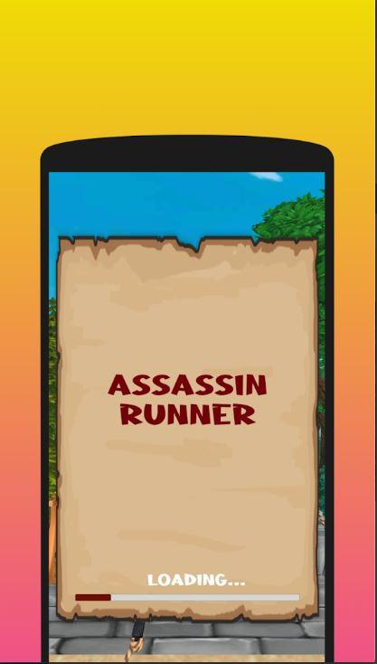 Assassin Runner - Adventure
