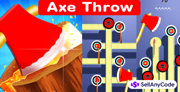 Axe Throw – Trending Hyper Casual Game