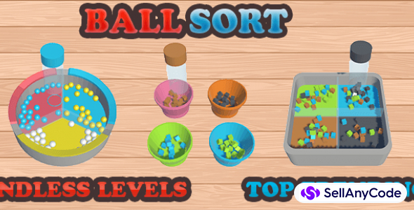Ball Sort – Hypercasual Trending Game