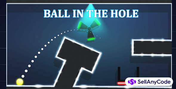 Ball in the Hole – Hyper Casual Game