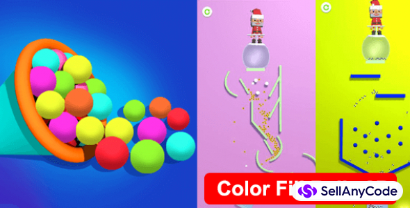 Balls Fill 3D – Trending Hyper Casual Game