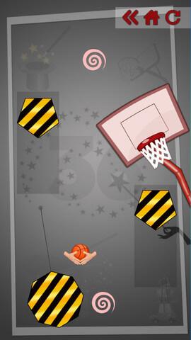 Basket Ball Flip