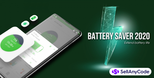Battery Saver | Android Source Code - Lubuteam