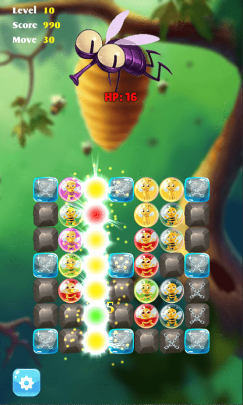 Bee Of King – Complete project