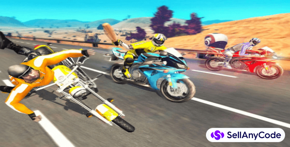 Bike Attack Race : Highway Tricky Stunt Rider