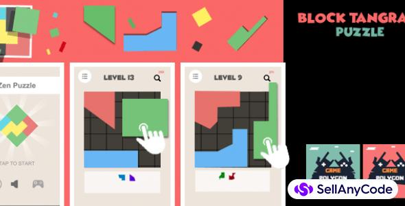 Block – Tangram Puzzle