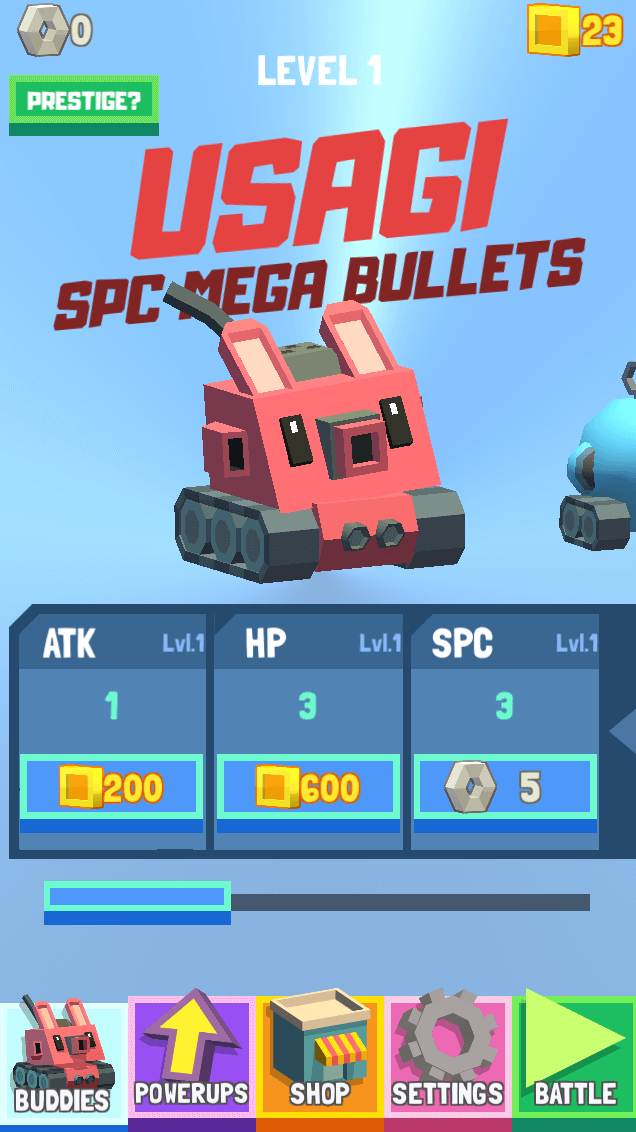 Blocky Shooter