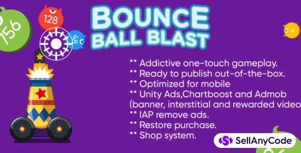 Bounce Ball Blast
