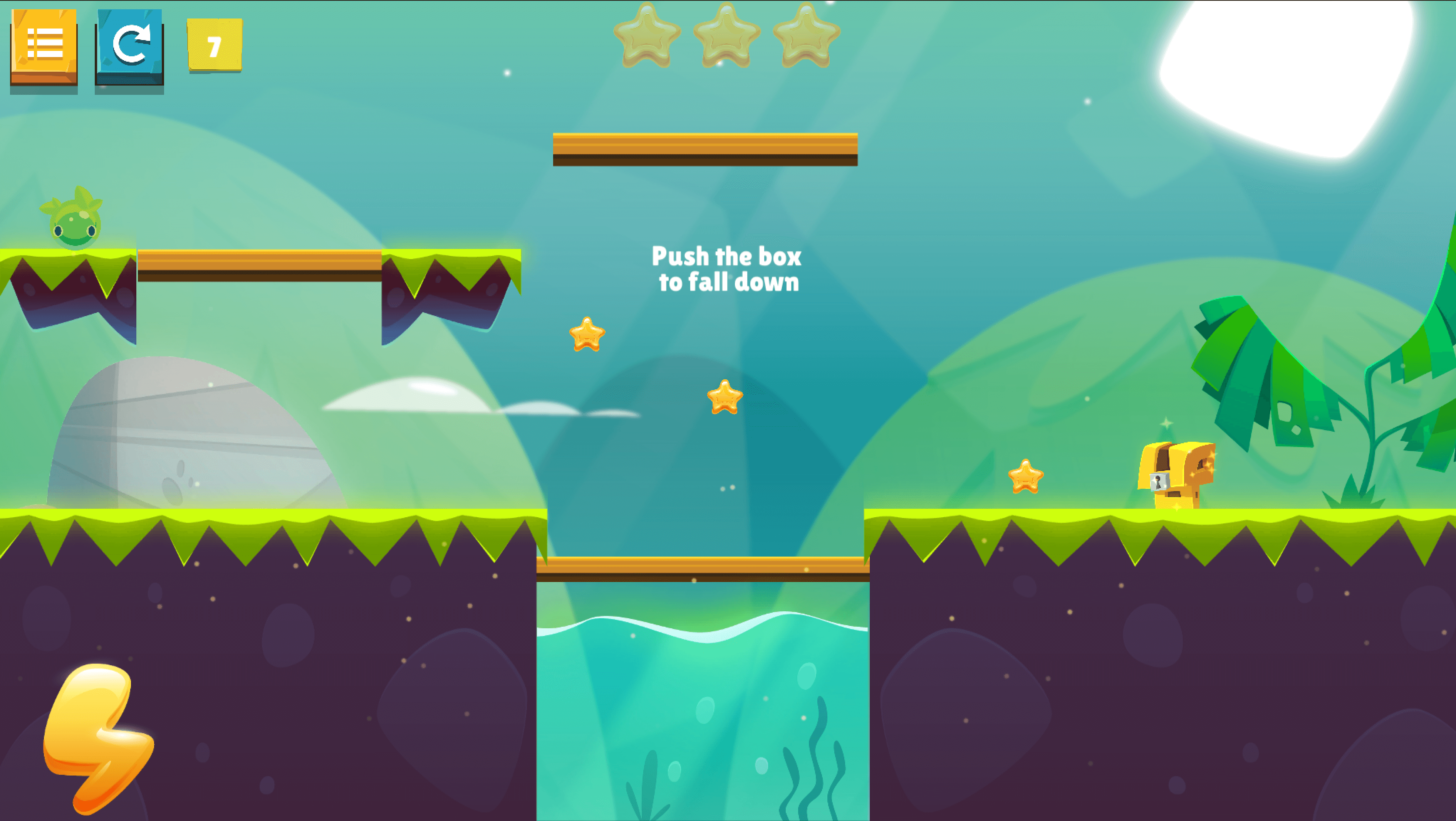 Bounce & Roll! – Physics Puzzle Game