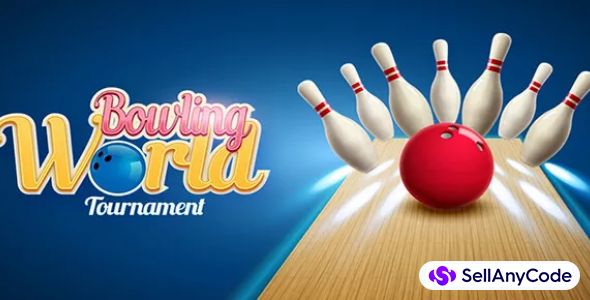Bowling Championship – Premium 64-Bit Source Code – 1& 2 Player Modes