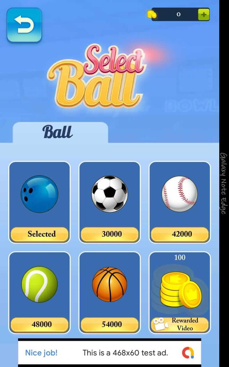 Bowling Championship – Premium 64-Bit Source Code – 1& 2 Player Modes