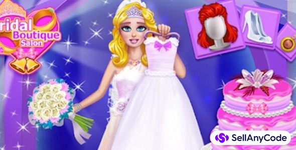 Bridal Boutique Salon:Wedding Planner Games