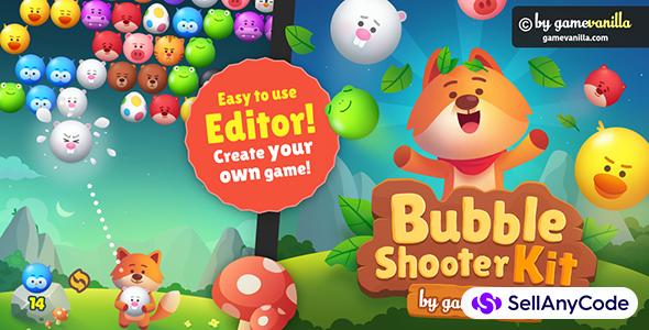 Bubble Shooter Kit
