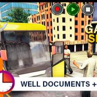 Bus Simulator Driving App