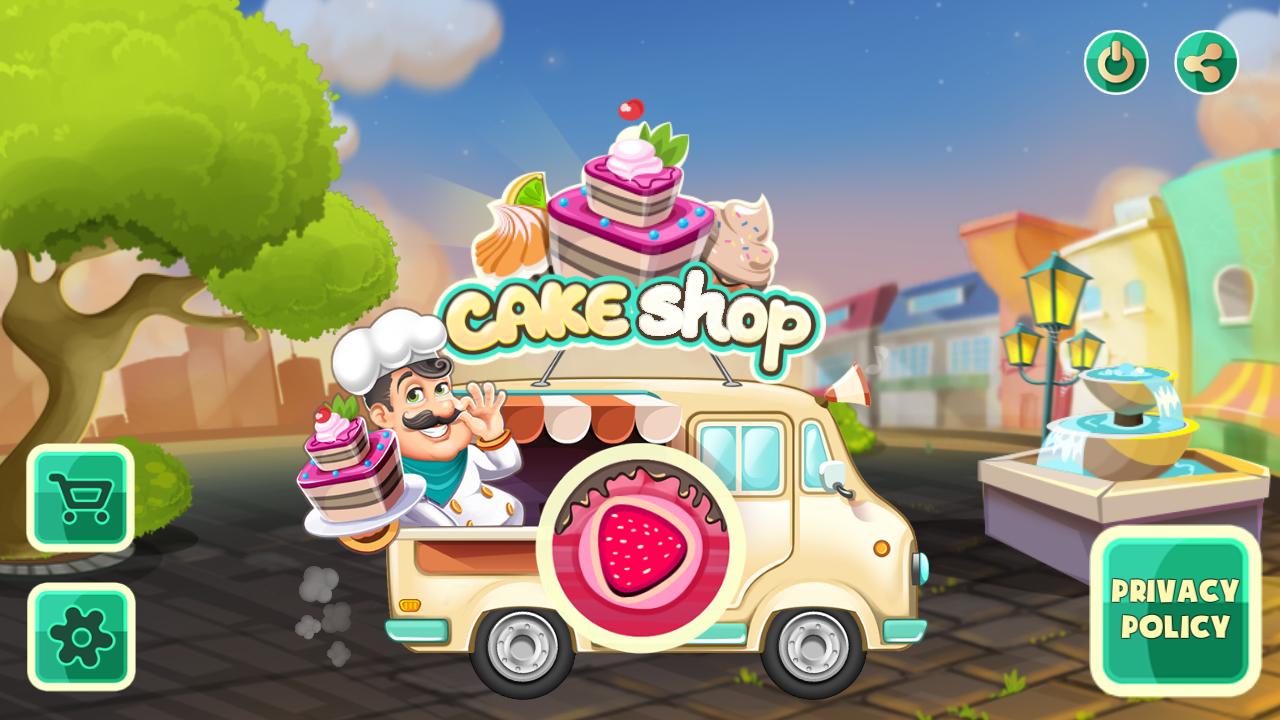 Cake Game Source Code (Admob)
