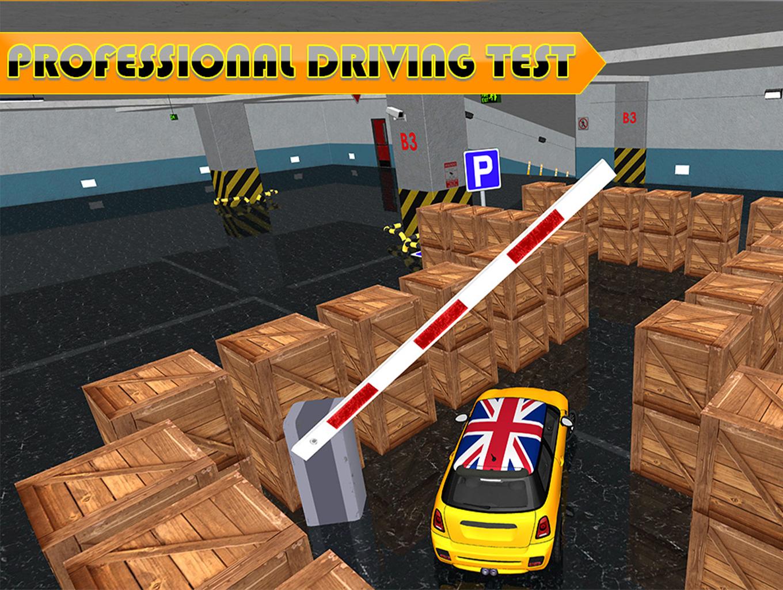 Car Parking 3D Unity Game - Car Parking Game Source Code