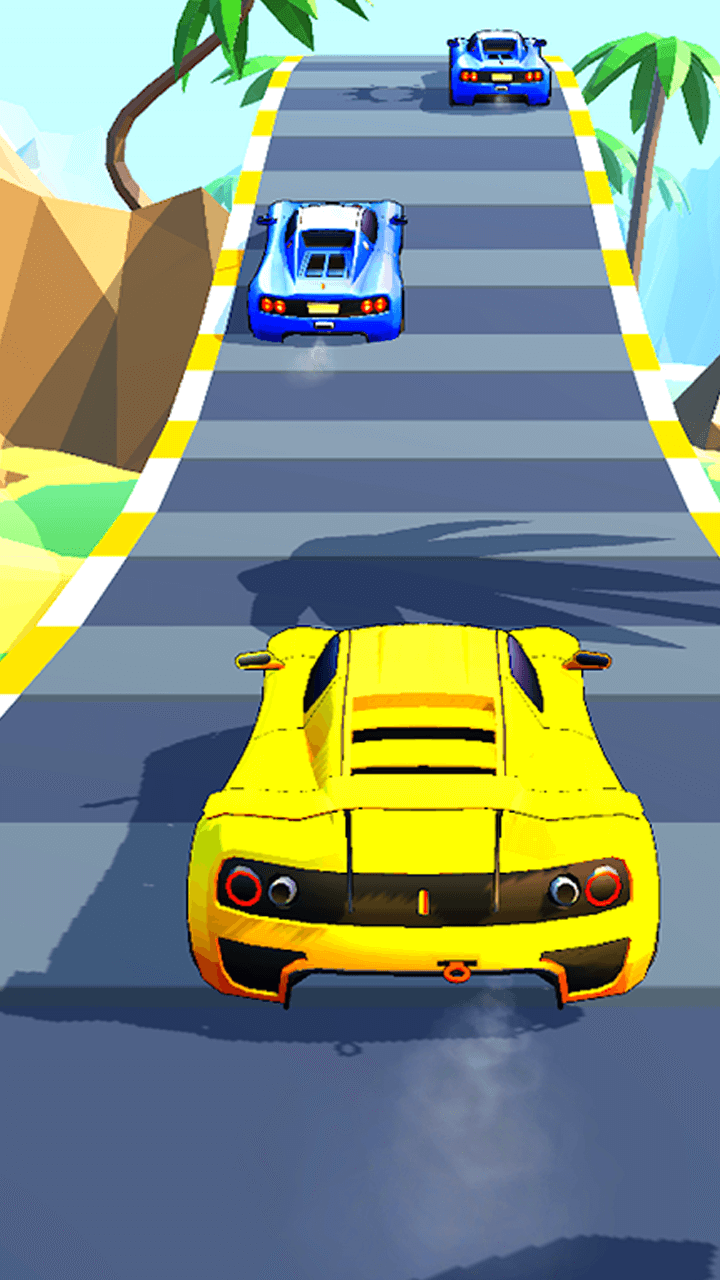 Cars Race