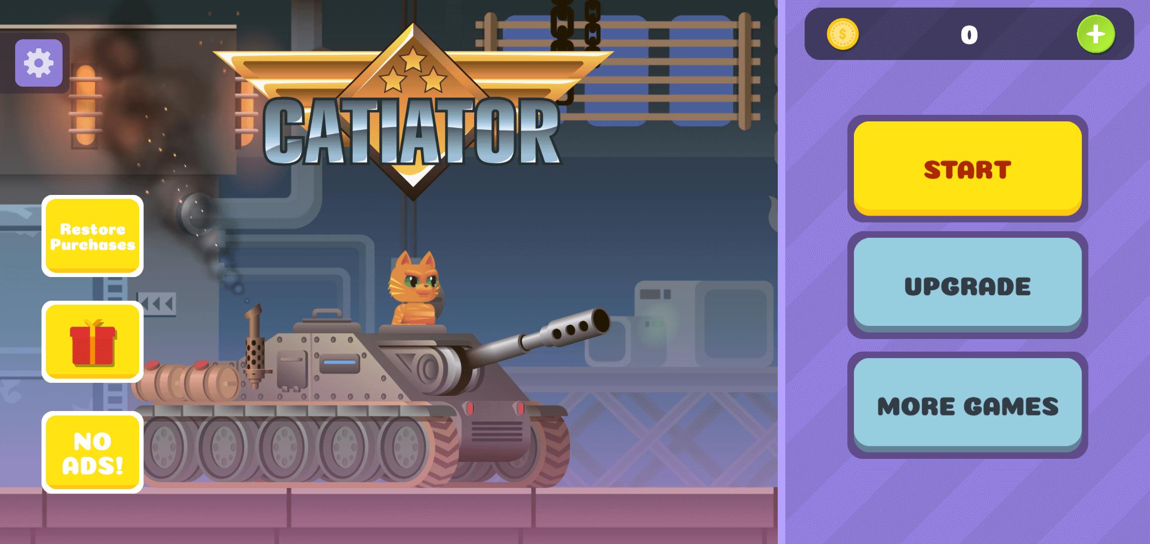 Catiator Wars