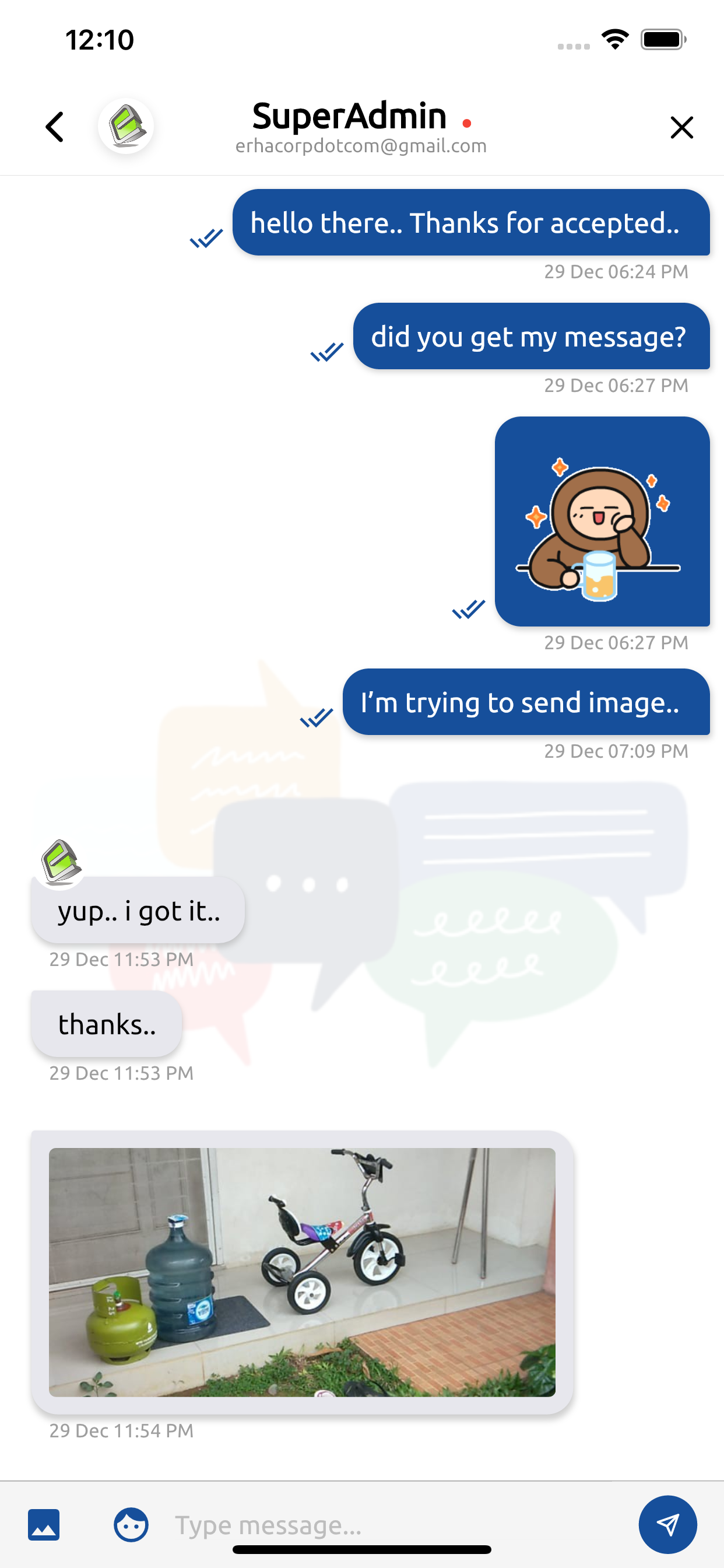 ChatMe Simply Messaging Flutter Apps