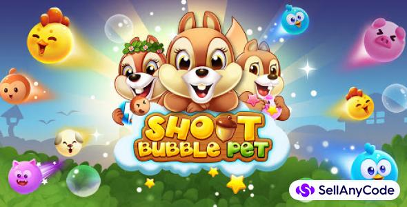 Bubble Pet Shooter: Match 3