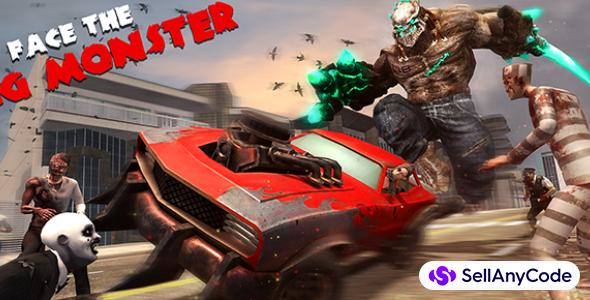 City Monster highway: Drive & kill