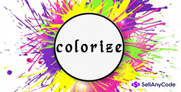 Colorize - Colorbook for Adult