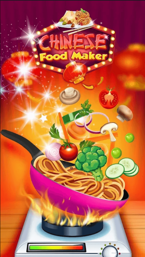 Cook Chinese Food – Asian Cooking Games