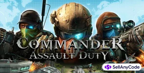 Counter Commander Assault Duty