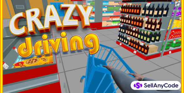 Crazy Shopping Unity Game Template