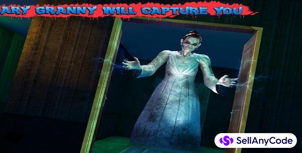 Creepy Evil Granny : Scary Horror Game