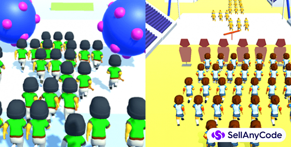 Crowd Connect 3D