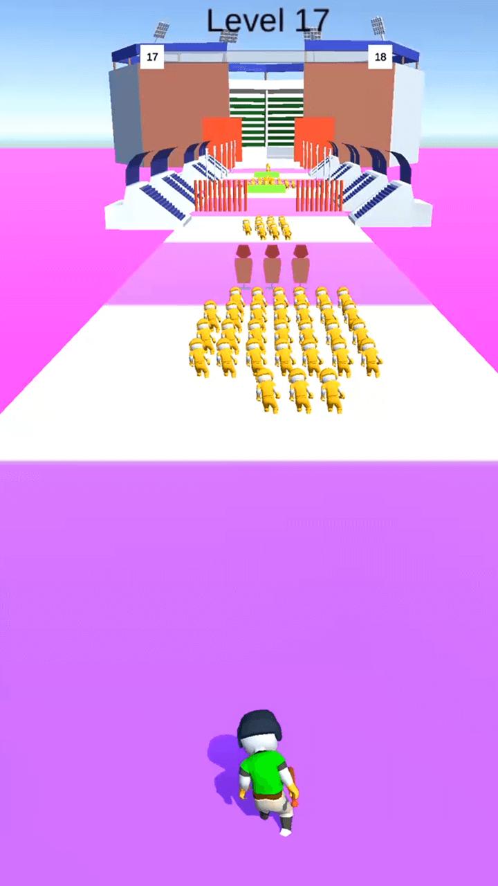 Crowd Connect 3D