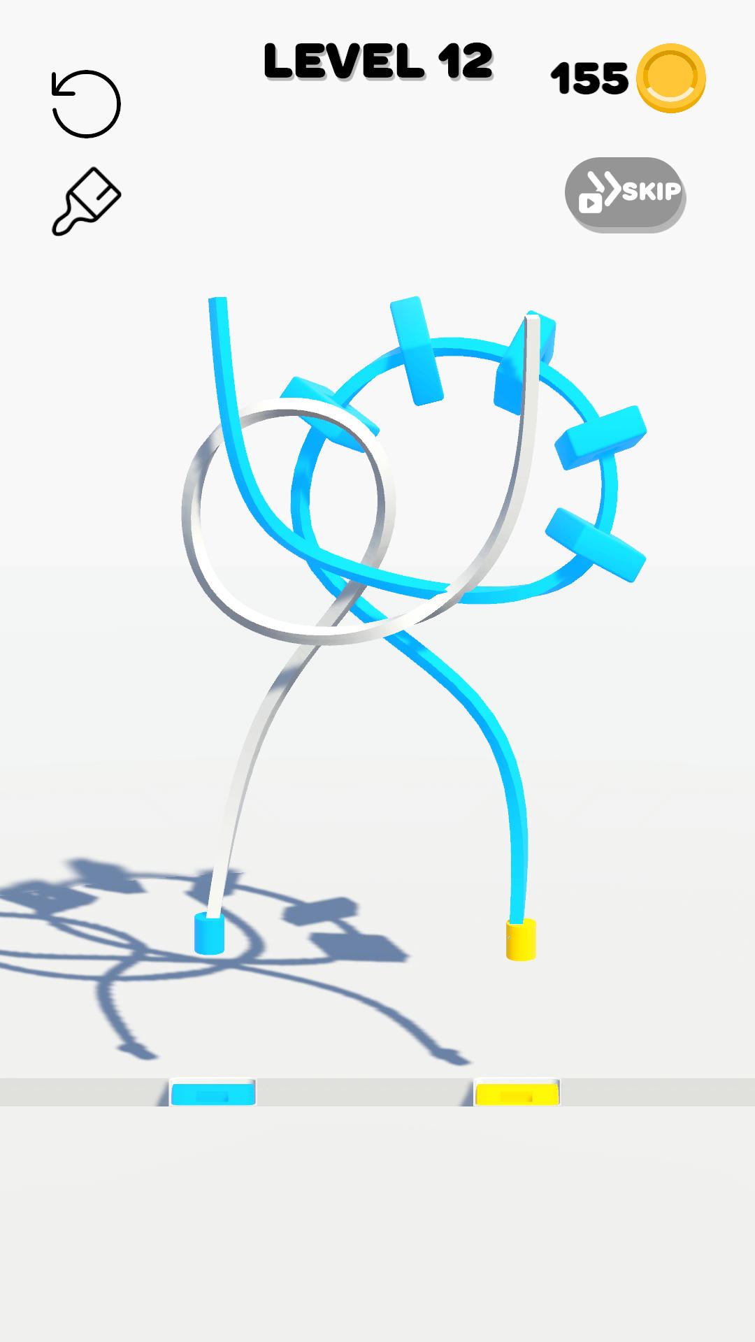 Curvy Rods