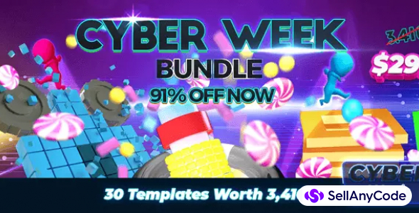 DEMENCI's CyberMonday Mega Bundle #2: 30 Games worth
