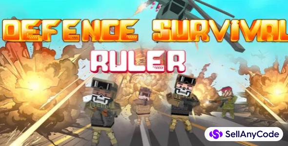 Defence Survial Ruler