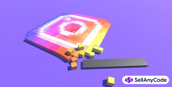Destruction Game Template