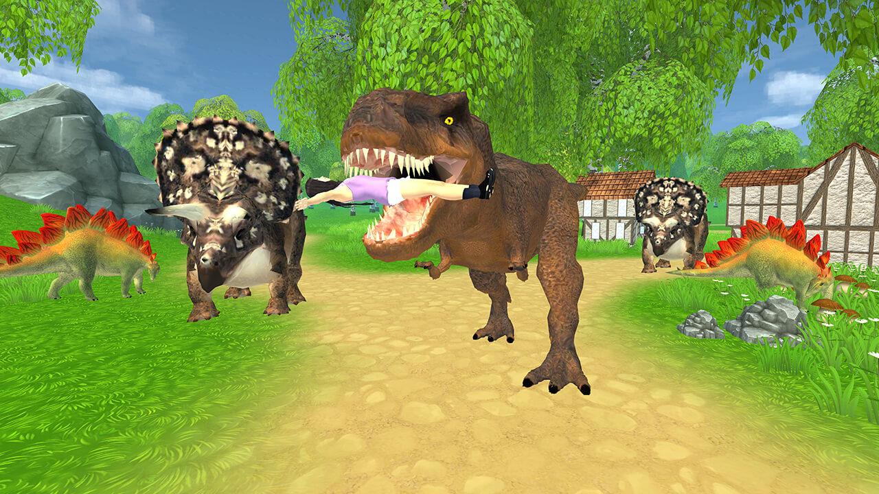 Dinosaur Hunting Game – Dino Attack 3D