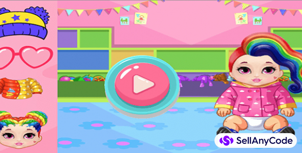 Doll Dress Up Game