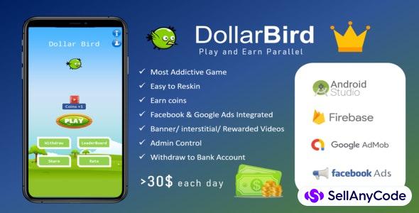 DollarBird - Magnum (Play, Earn & Cashout)
