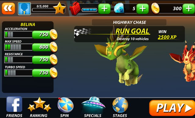 Dragon X Go