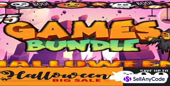 Eagle Studio's Halloween Bundle: 15 Premium Quality Action Games