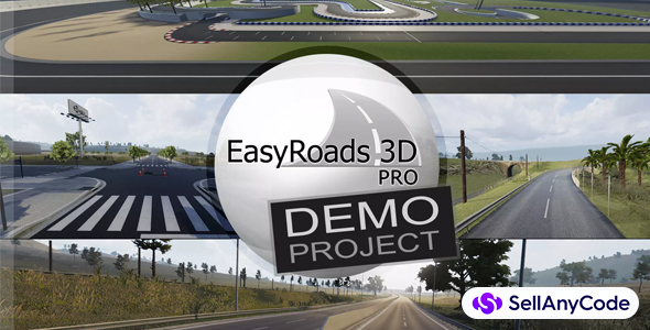 EasyRoads3D Demo Project Unity Package