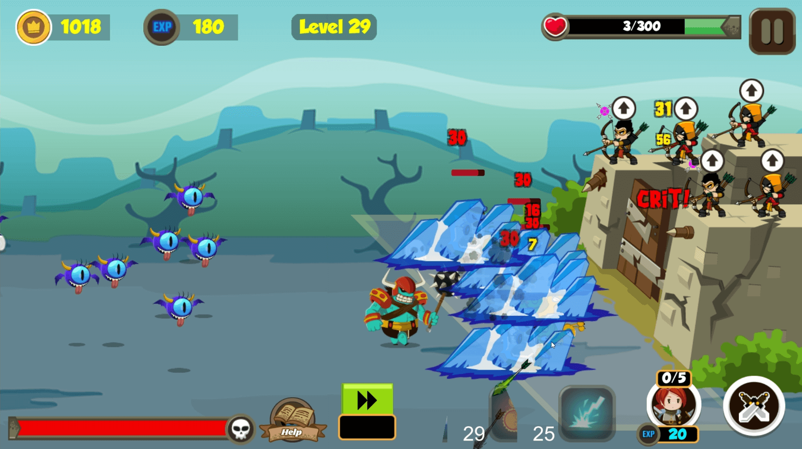 FORTRESS DEFENSE – COMPLETE GAME